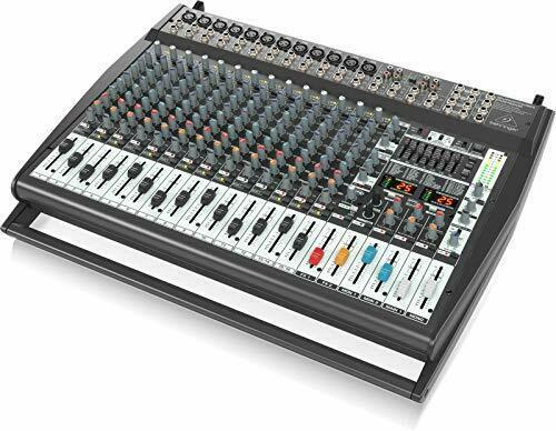 behringer powered mixer pmp6000 $699.00